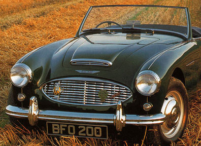 Cars For Sale Austin Tx >> Classic Austin-Healey Cars For Sale