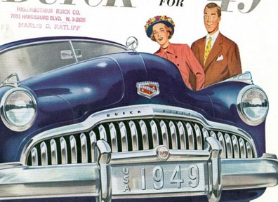 Classic Buick Cars For Sale «