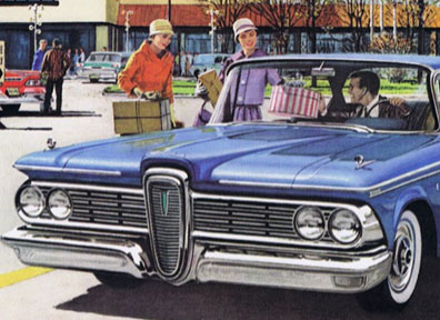 Classic Edsel Cars For Sale