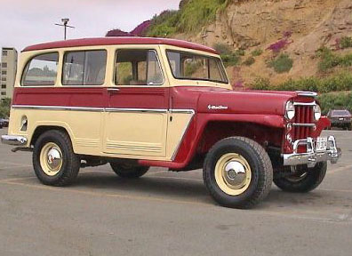 Classic Jeep Willys Cars For Sale