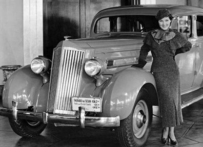 Classic Packard Cars For Sale