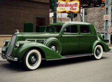 Classic Pierce Arrow Cars For Sale